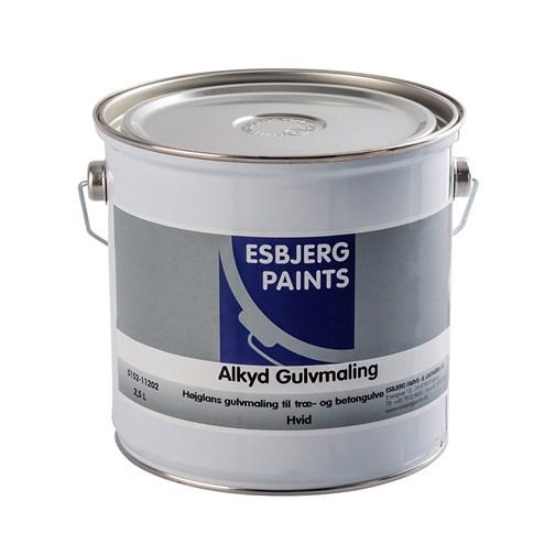 Gulvmaling Alkyd 10 liter