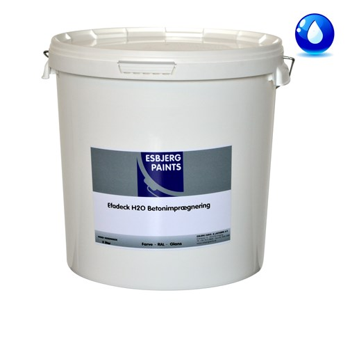 Gulvmaling H2O 2,5 liter
