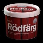 Svensk Rödfärg træ maling 10 liter
