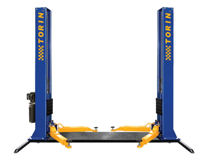2 Søjle lift 3000 kg