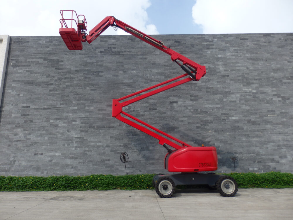 Boom Lift GTBZ-14AEJ