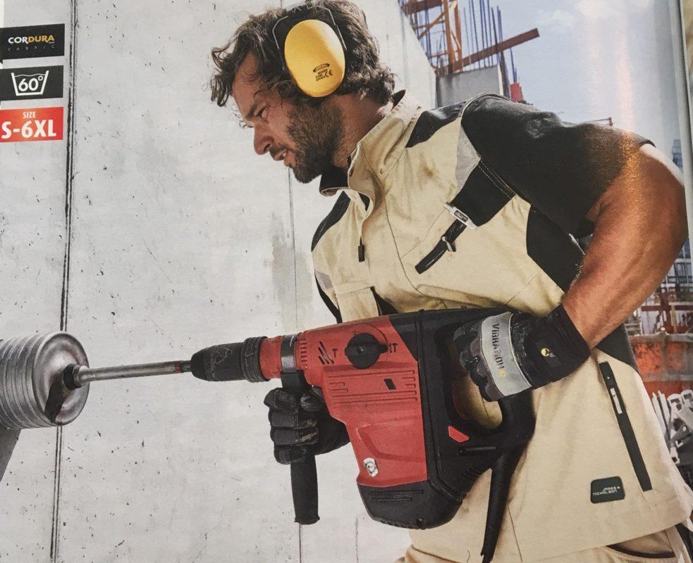 BASIC WORKWEAR VEST FLERE FARVER  PRIS FRA 525,-