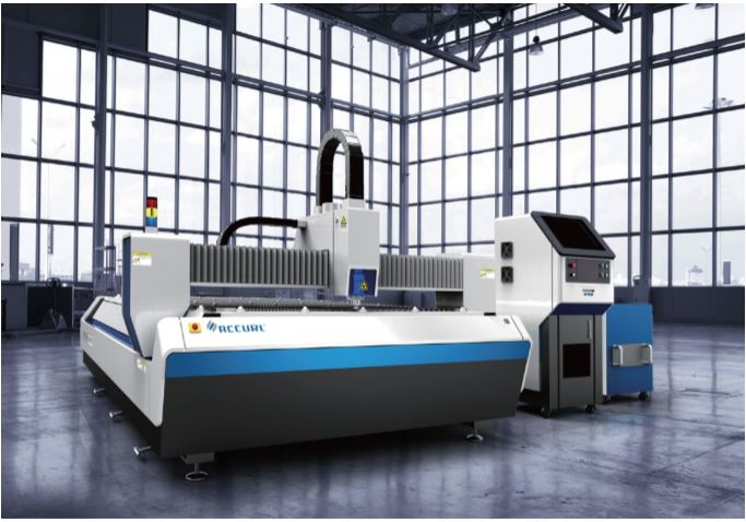 Fiber Laser Cutting Machine Smart Single Table