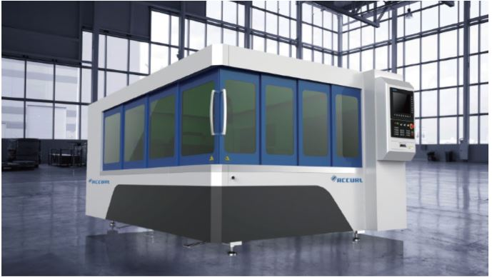 Fiber Laser Cutting Machine Genius With CE Clean Room.