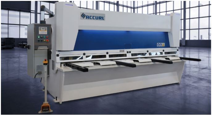 Hydraulic Guillotine Shears Master