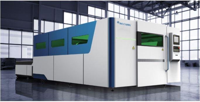 Fiber Laser Cutting Machine ECO-Fiber.