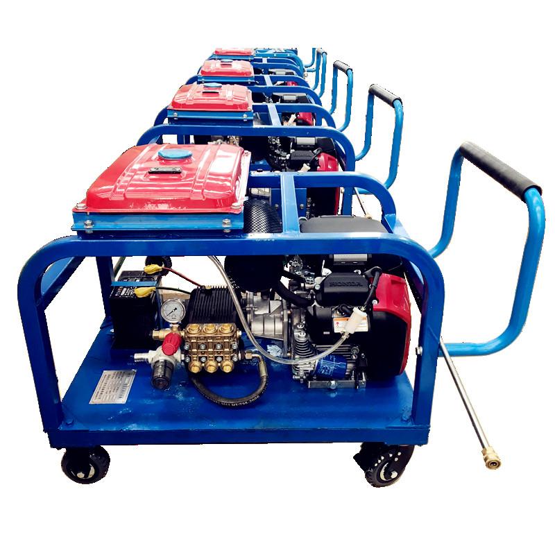 Kloak- og afløbsrensemaskine ES1535 Benzin 350 Bar