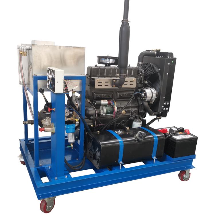 Kloak- og afløbsrensemaskine ES2250 Diesel 500 Bar